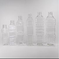 Botol Plastik Minyak Goreng Kotak 1