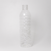 Botol Plastik MW Air Mineral 600 Ml 1