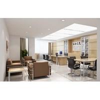 Desain Interior Kantor By Dua Pilar Pratama
