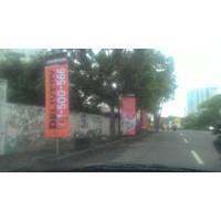 Jual Cetak Banner Spanduk Frontlite