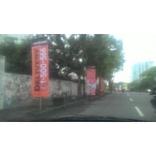 Cetak Banner Spanduk Frontlite