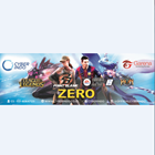 5 meter banner without connecting 1