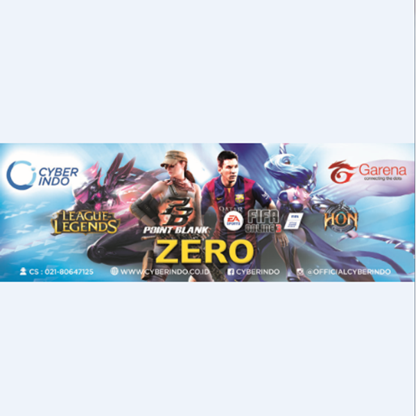 5 meter banner without connecting