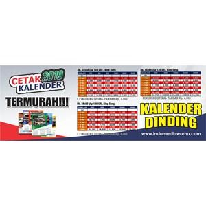 Cetak Kalender Dinding