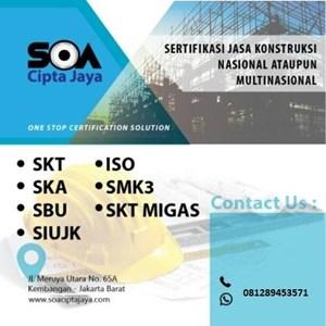 Konsultan pembuatan SKA SKT  By PT SOA Cipta Jaya