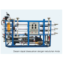 Mesin RO Sea Water Flowrex