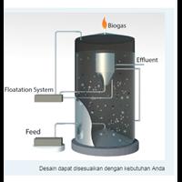 Anafloat - Anaerobic Reactor For High FOG & TSS