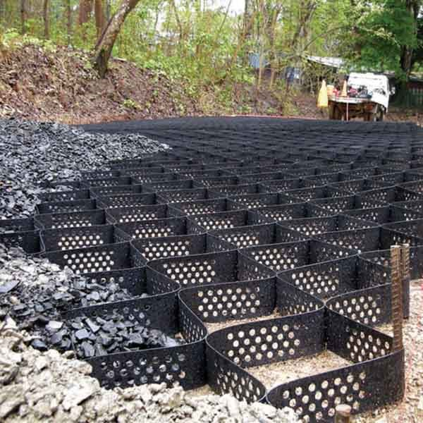 Drainage Cell (Geocell ) Tanah