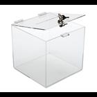 Kotak Saran Acrylic 1
