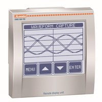 Lovato Electric Flush Mounting Digital Multimeters