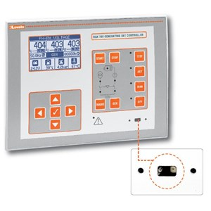 Control Panel AMF Function not expandable  ( RGK 700 )