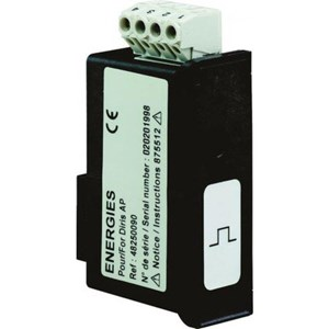 output pulse kWH or kVArh monitoring module