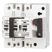 Socomec Fuse Combination Switches 4P 25A Switch I-O Test 36316005-14010532
