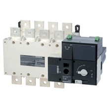 Socomec Atys R Type With Motorised Changeover Switches 4P 250 A (95234025)