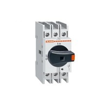 Lampu Hemat Energi Load Break Switch ( LBS ) 3P 40A  - GA040A  LOVATO