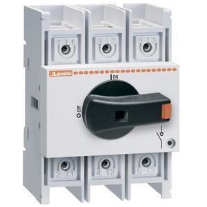 Dari  Lampu Hemat Energi Load Break Switch ( LBS ) 3P 80A  - GA080A  LOVATO  0