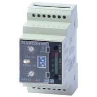 Panel Meter Electronic Protection RESYS M40 Type A differential relays for motor load break ( 49413740 )