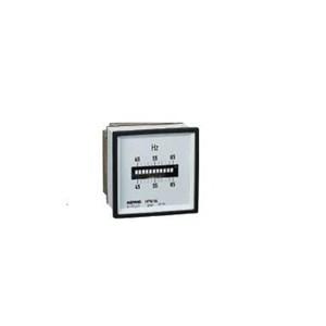 Dari Panel Meter Howig Frekuensi Meter Vibrating 0