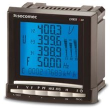 Saklar Socomec Diris A40 12 to 48 ( 48251201 ) Vdc Supply