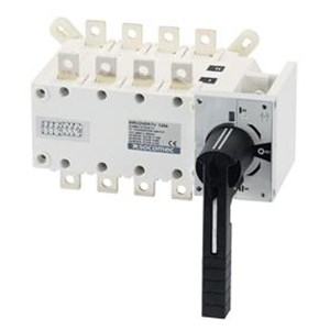 Manual changeover switch / busbar / general purpose sircover pv.