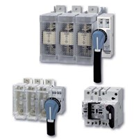 Socomec Fuse Combination Switches 3P 160A  external Front Handle 38313016-14212111