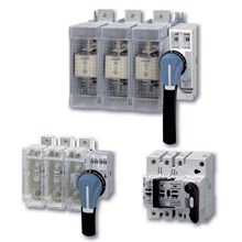 3P 160A - Side Socomec Fuse Combination Switches