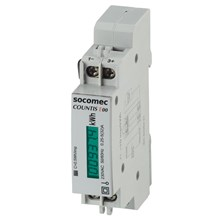 Countis E 00 Class 1 Iec 62053-21 Socomec