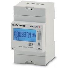 Countis E11 Class 1 Iec 62053-21 Socomec