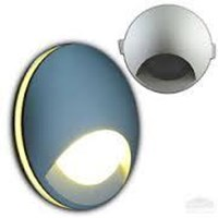 oscled GTP581 3w outdoor steplight warmwhite diameter 58x 36