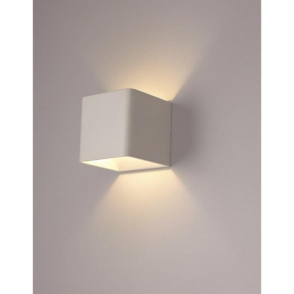 Lampu Dinding LWA901A wall light 7w warm white size : w 100 x H100 x E100