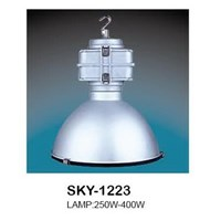 Lampu LED Lampu High Bay Kap Industri E40 Base
