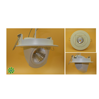 Lampu LED Lampu Plafon Downlight 7Watt COB LED