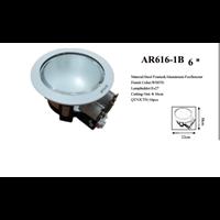 Lampu Downlight Pakai Kaca 6inch 1