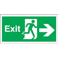 Lampu LED Oscled Exit Sign