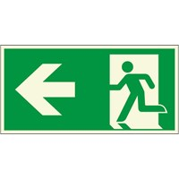 Distributor Lampu LED Oscled Exit Sign 3