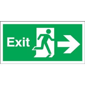 Lampu LED Oscled Exit Sign