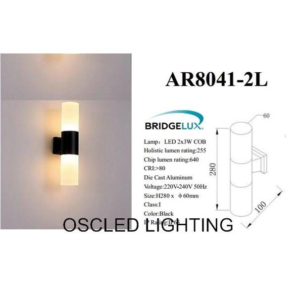 Lampu Dinding LED 3W COB 1Lamp