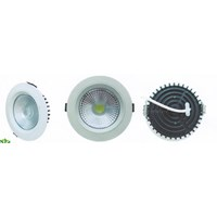 Lampu Downlight LED COB 7W