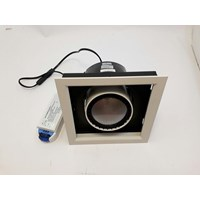 Lampu Downlight SAT 8821302 30W Putih