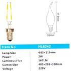 Lampu LED HL6242 2W 1