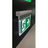 Jual Lampu Emergency Exit LED 3W B216 2