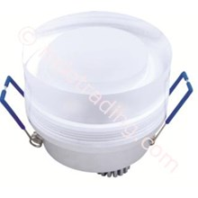 Oscled Led Downlight 4X1w Round Tipe Ds-0377