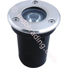 Oscled Led Inground Uplight Mdd-002 1X3w Warmwhite