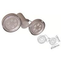 Oscled Led Spotlight 6X2x1w Tipe osc- Ddd-003
