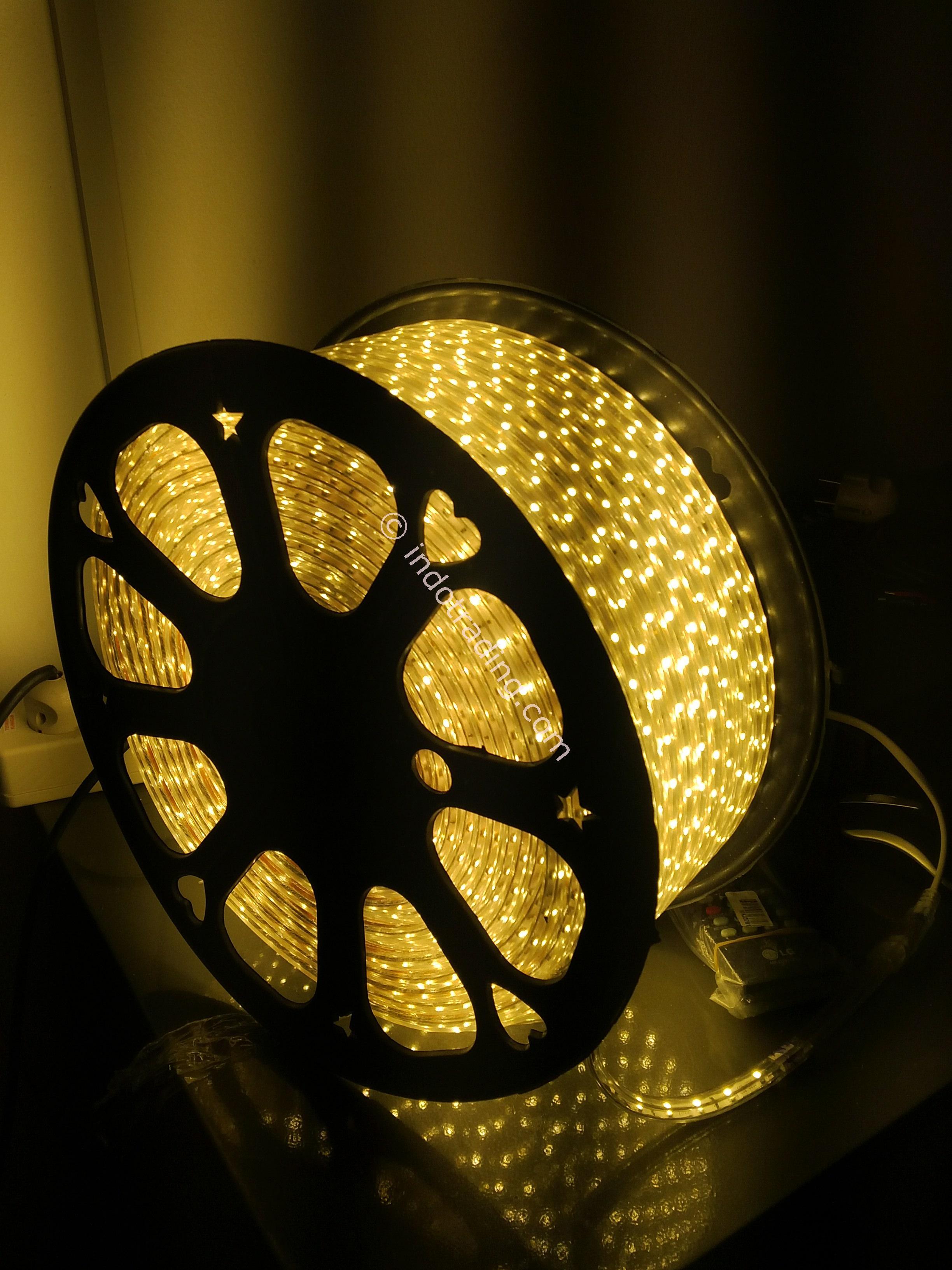 Jual Oscled Led Flexible Strip Light Smd 3528 Rope Light Harga Murah Jakarta oleh PT Oscar ...