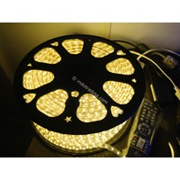 Lampu Led Rope Light Smd 3528 Outdoor Warmwhite 100 Meter