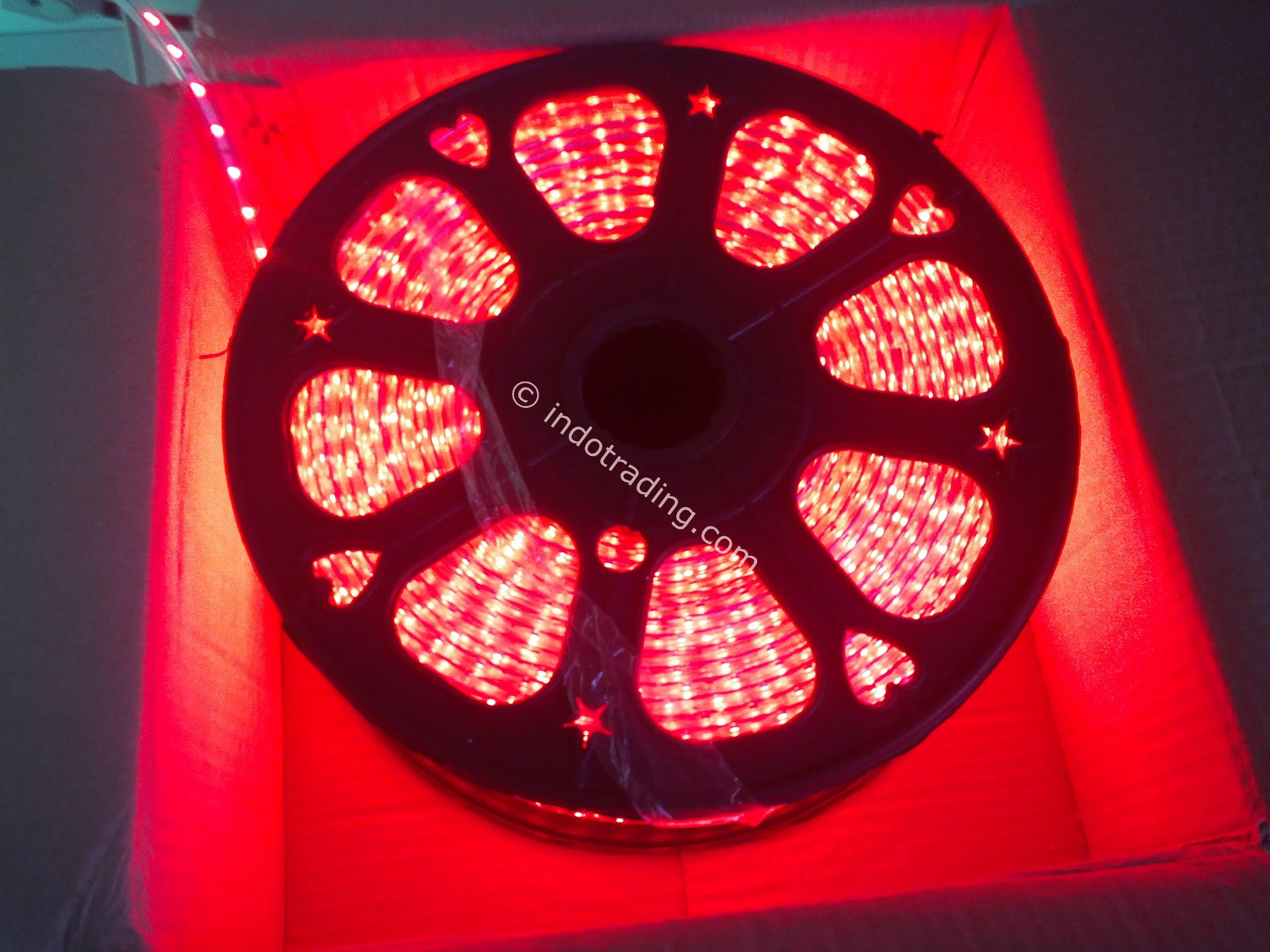 Jual Led String Lights : Jual Lampu Led Rope Light Smd 3528 Outdoor Merah100 Meter Harga Murah Jakarta oleh PT Oscar ...