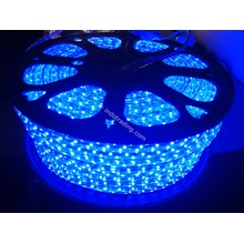 Lampu Led Rope Light Smd 3528 Outdoor Biru 100 Meter