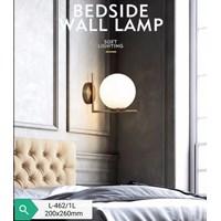 Lampu Dinding  Dekoratif  L -462/1L Fitting E27