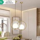 Lampu Gantung Dekoratif L-470/1L  Fitting E27 1